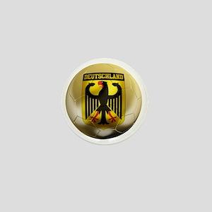 Deutschland Football1 Mini Button