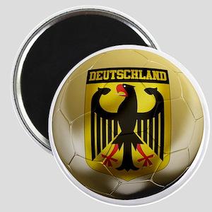Deutschland Football1 Magnet