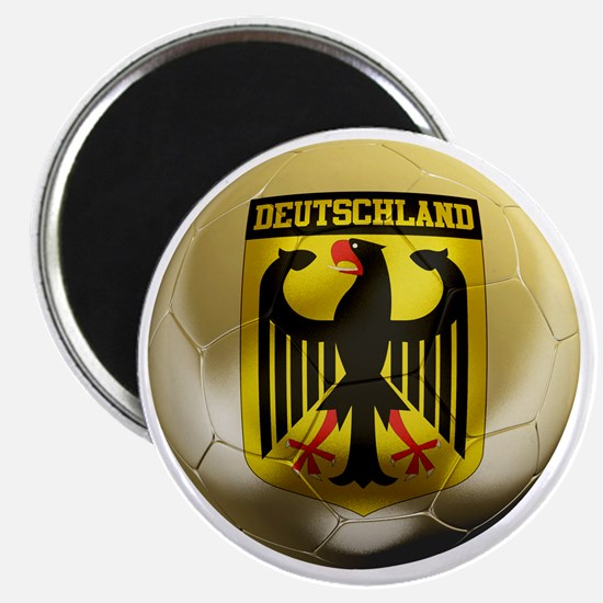 Deutschland Football1 Magnet