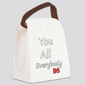 YOUALL Canvas Lunch Bag