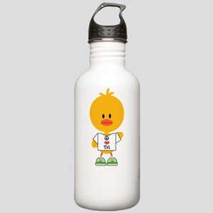 TriathlonChickDkT Stainless Water Bottle 1.0L