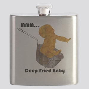 Deep Fried Baby Sigg Flask