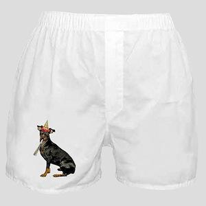 FIN-manchester-terrier-birthday Boxer Shorts