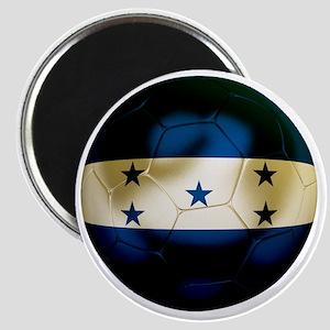 Honduras Football Magnet