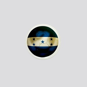 Honduras Football Mini Button