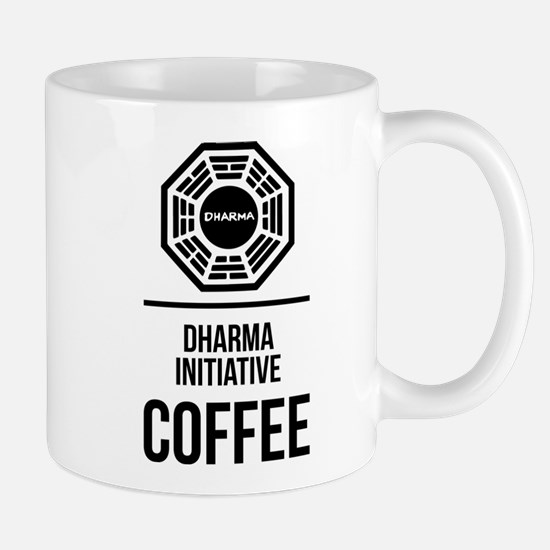 Lost Dharma Initiative Coffee Mug