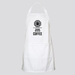 Lost Dharma Initiative Coffee Light Apron