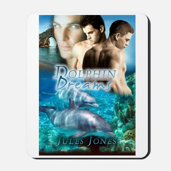 Dolphin Dreams Mousepad