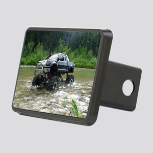 TUNDRAS DAY OUT Rectangular Hitch Cover