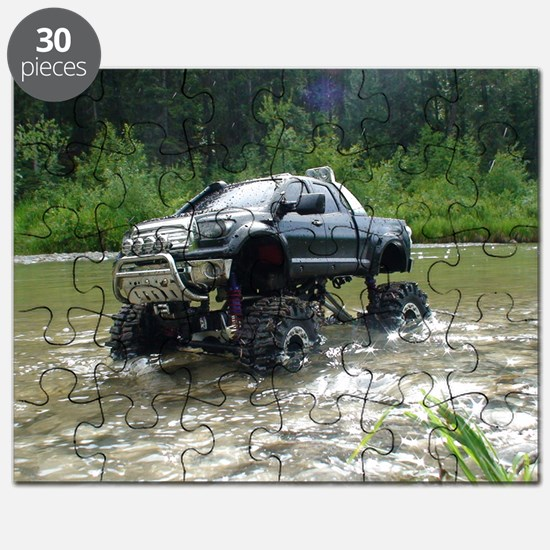 TUNDRAS DAY OUT Puzzle