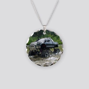 TUNDRAS DAY OUT Necklace Circle Charm