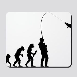Fishing 01 Mousepad