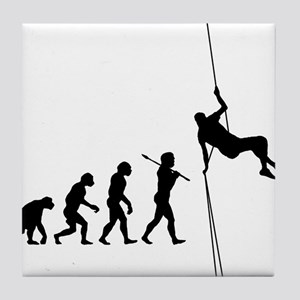 Rock Climbing 1 Tile Coaster