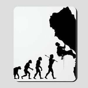Rock Climbing 11 Mousepad