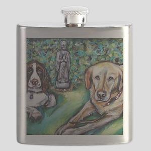 paintingalison Flask