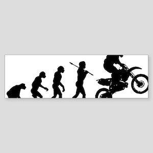 Motocross C Sticker (Bumper)
