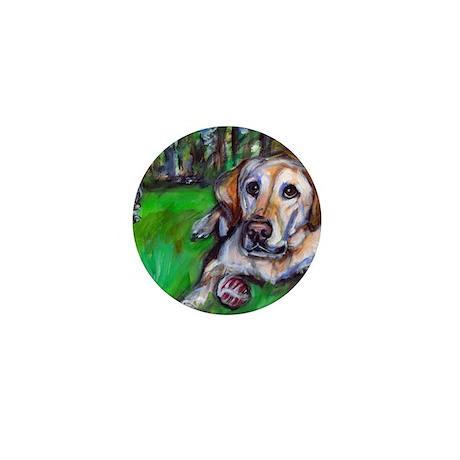 2-paintingcris Mini Button