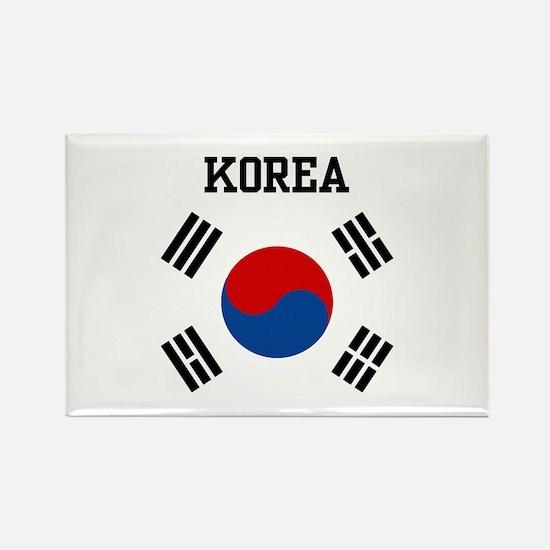 Korea Rectangle Magnet