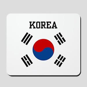 Korea Mousepad