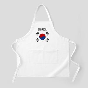 Korea BBQ Apron