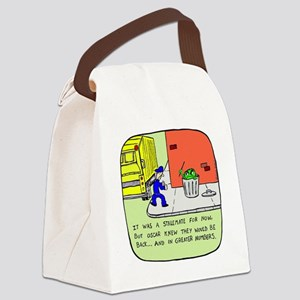 2-oscarcolor Canvas Lunch Bag