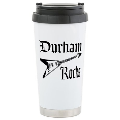 durhamrocks2010y Stainless Steel Travel Mug
