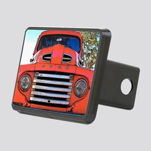 fordctnstraight Rectangular Hitch Cover