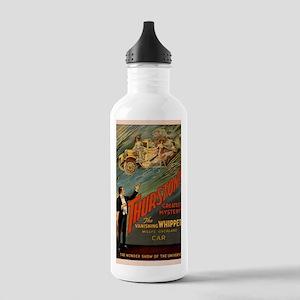 thurstoncar4 Stainless Water Bottle 1.0L