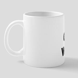 whining Mug
