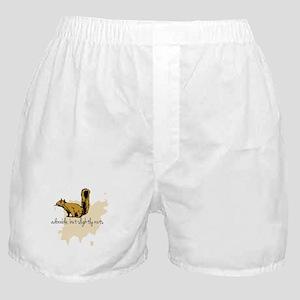 Slightly Nuts Boxer Shorts