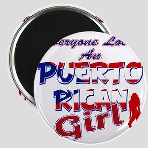 PR girl Magnet