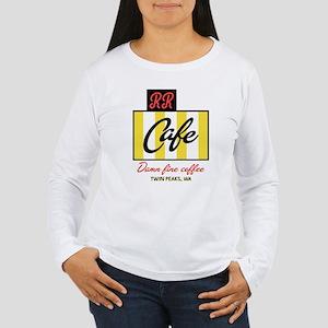 Twin Peaks Double R Ca Women's Long Sleeve T-Shirt