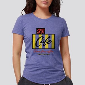 Twin Peaks Double R Cafe Womens Tri-blend T-Shirt