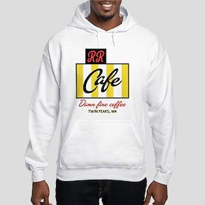 Twin Peaks Double R Cafe Hooded Sweatshirt