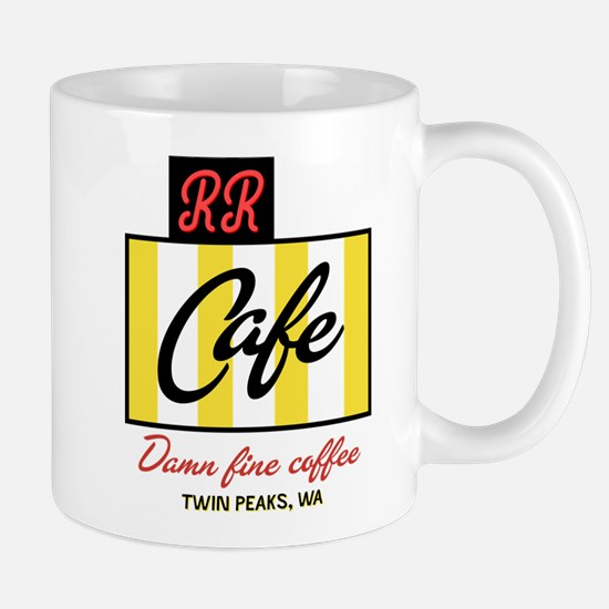 Twin Peaks Double R Cafe Mug