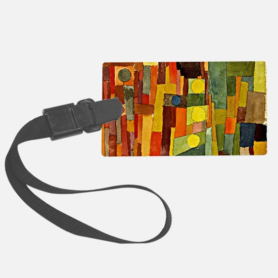 Paul Klee - In the Style of Kair Luggage Tag