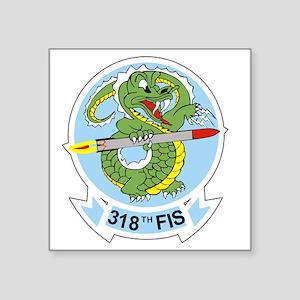 """318_FIS Square Sticker 3"""" x 3"""""""