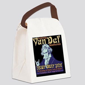 2-beethoven-t-TIL Canvas Lunch Bag