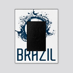 Brazil Football3 Picture Frame