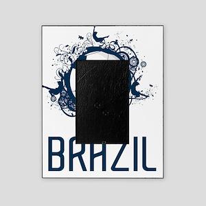 Brazil Football3 Picture Frame