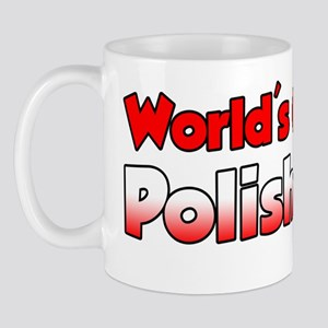 Worlds Greatest Polish Mom Mug