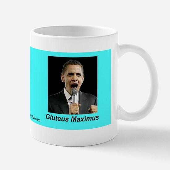 Ronaldus Gluteus Bumperp Mug