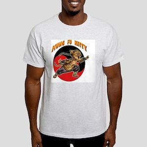 KUNG FU KITTY -CHOW YUN CAT Light T-Shirt