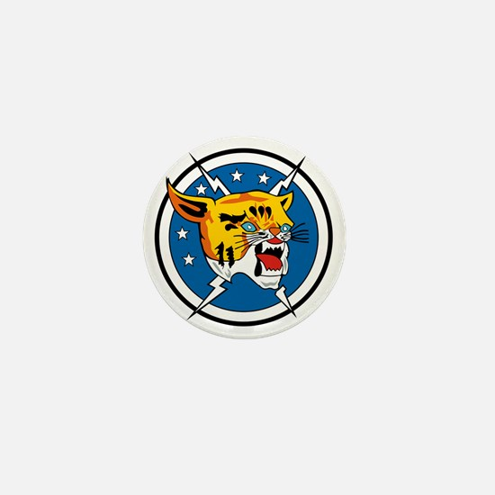 5th Fighter Interceptor Squadron Mini Button
