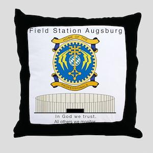 FSAv3_God_Tshirt Throw Pillow