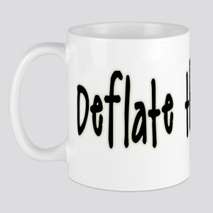 deflate Mug
