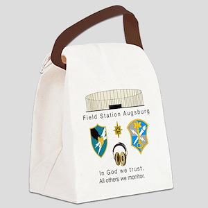 FSAv2_God_Tshirt Canvas Lunch Bag