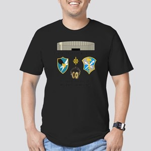 FSAv2_God_Tshirt Men's Fitted T-Shirt (dark)