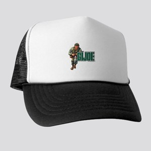 G.I. Joe Logo Trucker Hat