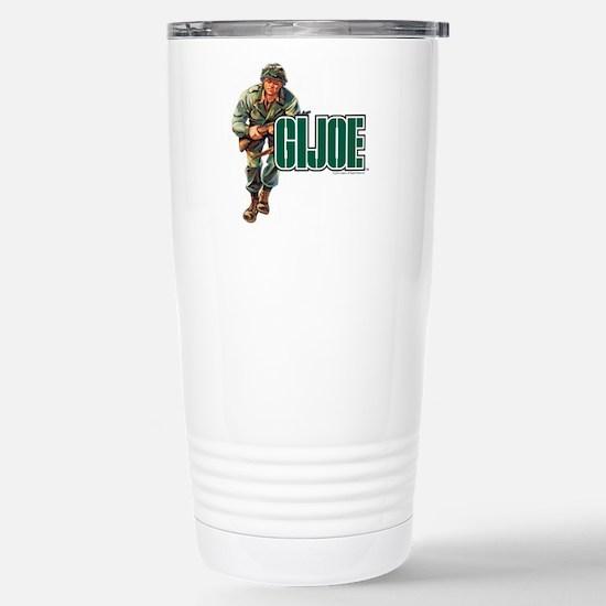 G.I. Joe Logo Travel Mug